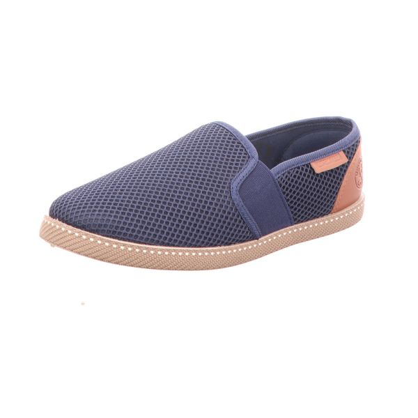 living UPDATED Damen-Slipper-Slip-On Blau