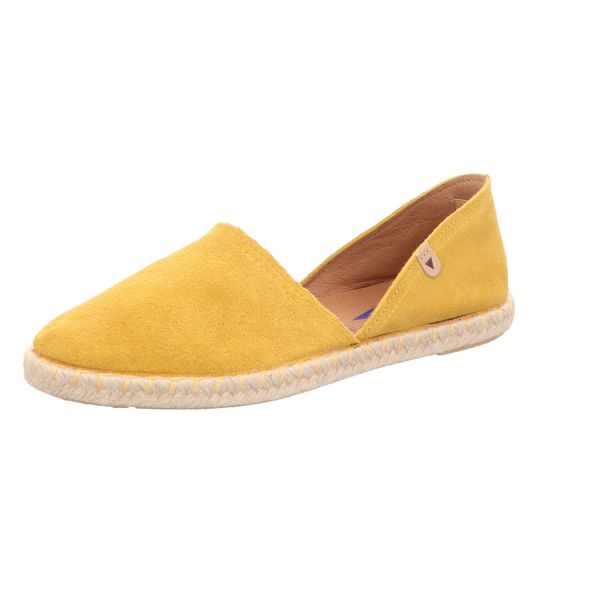 Verbanas Damen-Slipper Gelb