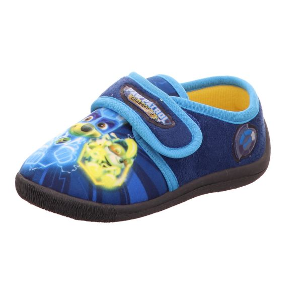 Paw Patrol Kinder-Hausschuh Charged Up Blau