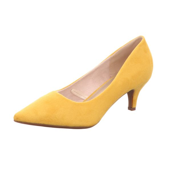 living UPDATED Damen-Pumps Gelb