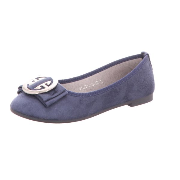 living UPDATED Damen-Ballerina Blau
