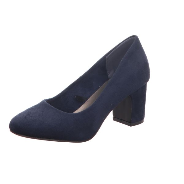 living UPDATED Damen-Pumps Blau