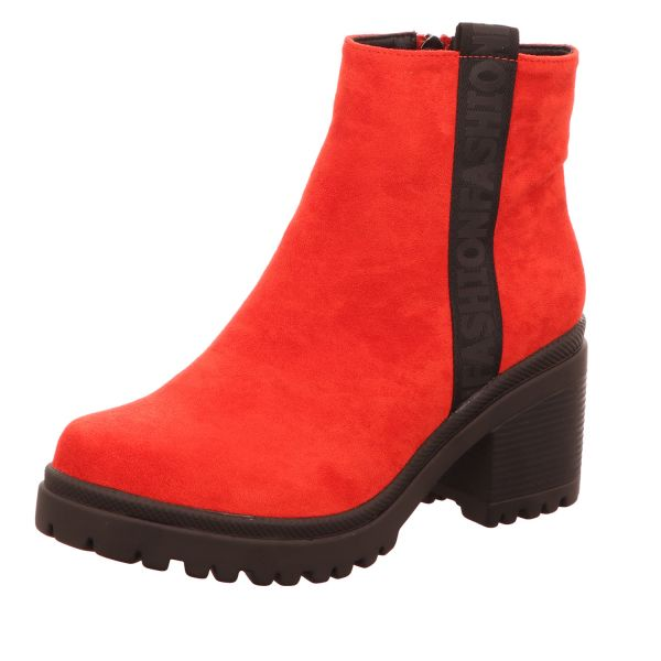 living UPDATED Damen-Stiefelette Rot