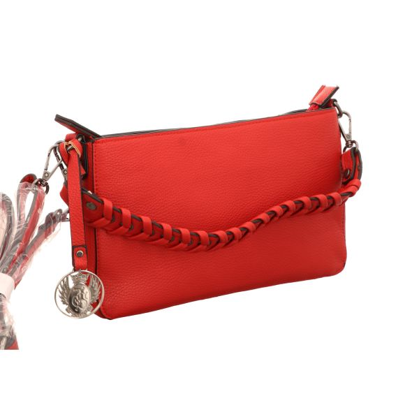 Jewels of Style Schultertasche Rot