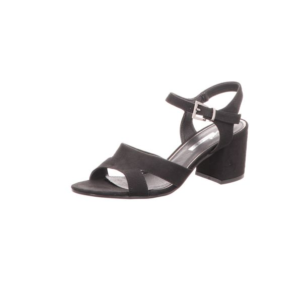 living UPDATED Damen-Sandalette Schwarz