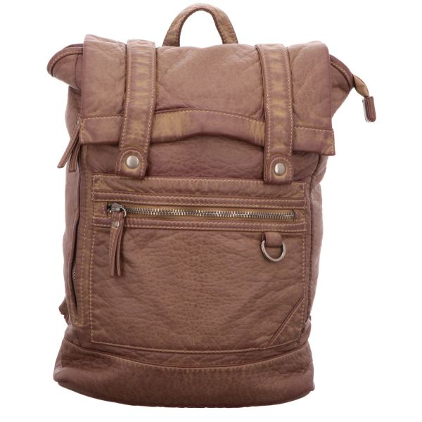 Jewels of Style Damen-Rucksack Beige-Taupe
