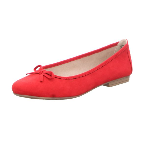 Scarbella Damen-Pumps Rot
